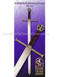 CATHOLIC KINGS BROADSWORD SFT