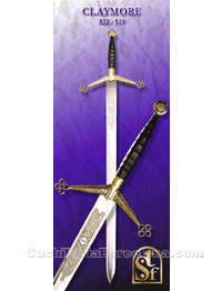 CLAYMORE SWORD SFT