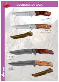 HUNTING KNIVES Third