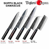 JAPANESE KNIVES SHIPPU BLACK Tojiro