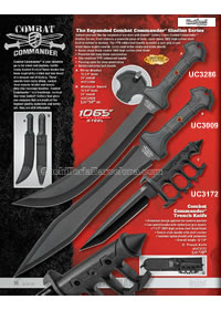 EXPANDED COMBAT TACTICAL SWORD UnitedCutlery