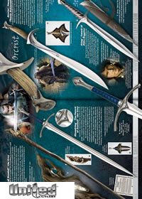 THE LORD OF THE RING FANTASTIC SWORDS UnitedCutlery