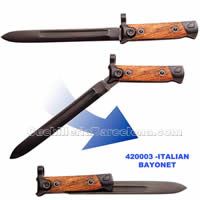 BAYONET ITALIANA Windlass