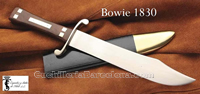 KNIFE AMES BOWIE 1830 Windlass