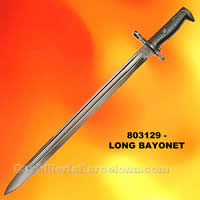 LENGHT BAYONETA KNIFE Windlass