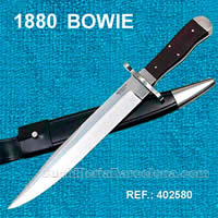 BOWIE KNIFE 1880 Windlass