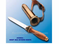 CUCHILLO DEEP SEA DIVERS Windlass