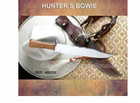 CUCHILLO HUNTER´S BOWIE Windlass