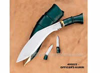CUCHILLO OFFICERS KUKRI Windlass