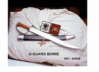 EPEE D-GUARD BOWIE Windlass