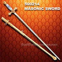 MASONIC SWORD Windlass
