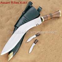 ASSAM RIFLES KUKRI Windlass